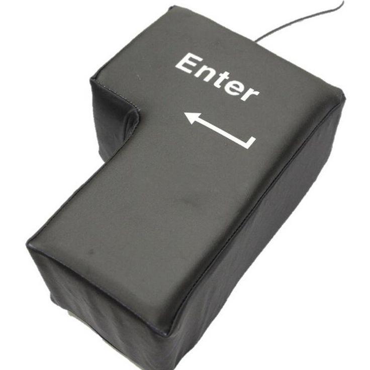 Just #launched! #Big #Enter #Key #Pillow!  http://developsuperpowers.com/products/big-enter-key-pillow?utm_campaign=crowdfire&utm_content=crowdfire&utm_medium=social&utm_source=pinterest