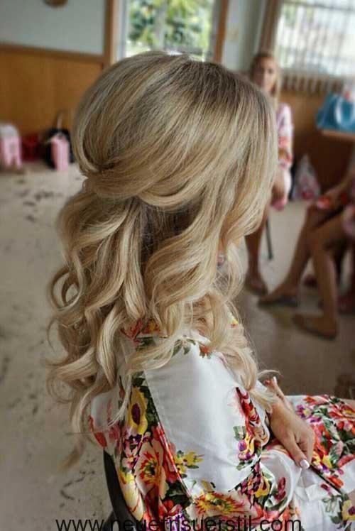Die Hälfte Bis Frisuren für einen Besonderen Look – #besonderen #bis #Die #ein…