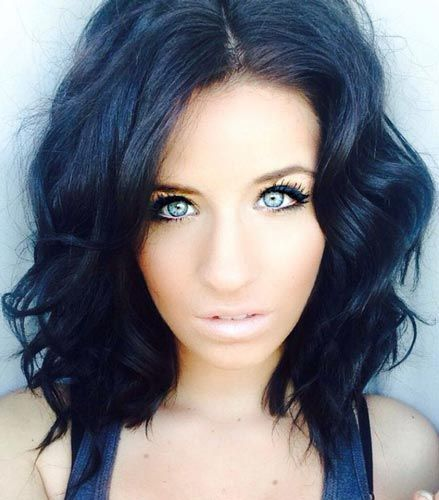 black haircut pictures 22 best black haired images on 5964 | 2d6cb174dcb527ca8d90b6e2d5964c2c blue hair dyes dark hair