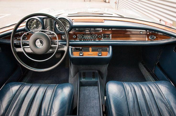 Mercedes-Benz 280 SE W111 (1970)