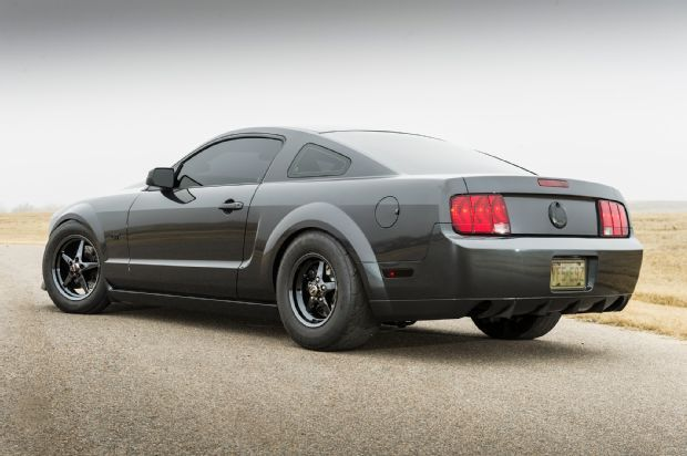 2007 Ford Mustang Gt all black