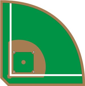 View Design: baseball field