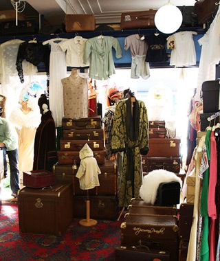 London's Best Vintage Shopping: Alfies Antiques
