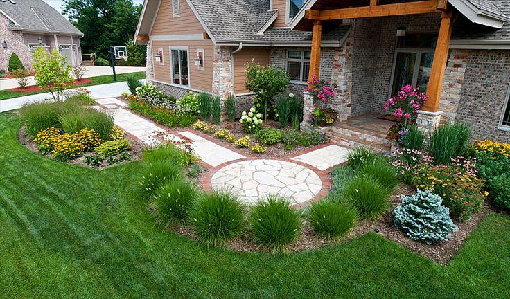 Top 25 best front yard landscape design ideas on pinterest yard landscaping front yard - Garden design ks ...