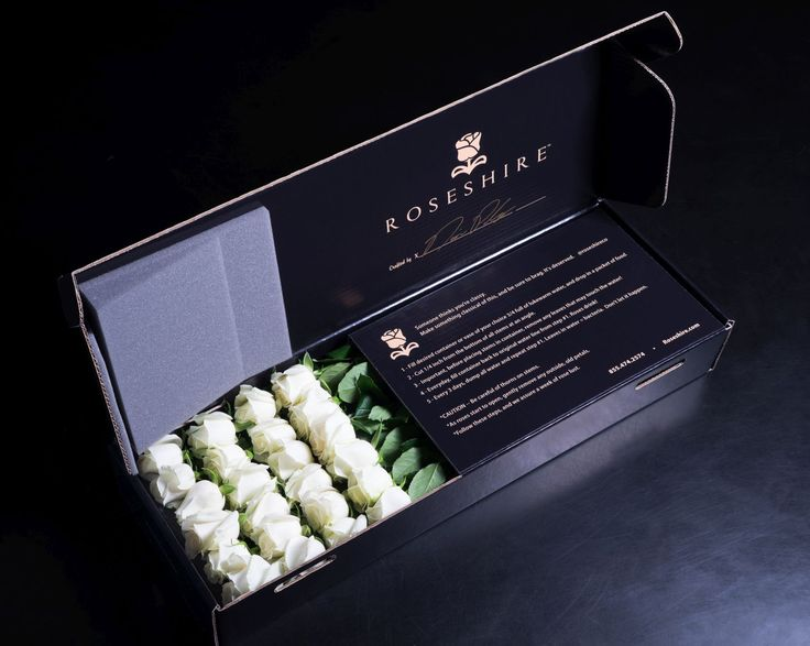 Legendary Boxed Roses by Roseshire