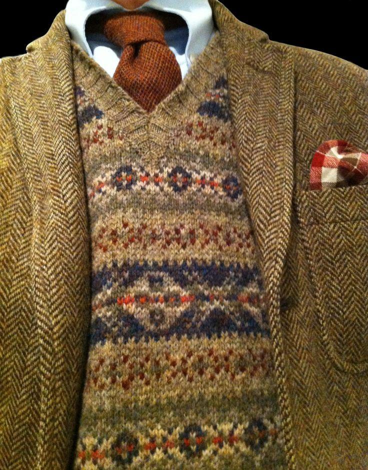 Best 25+ Fair isle sweaters ideas on Pinterest Fair isles, Fair isle knitti...