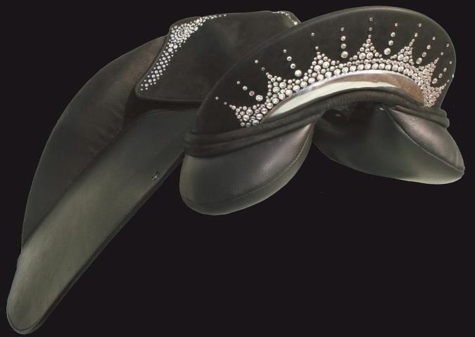 Bling Dressage Saddle