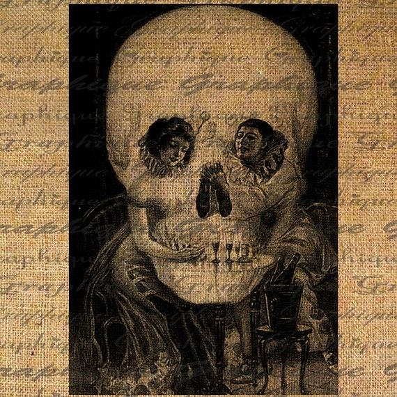 1280x1024 skull optical illusion - photo #8