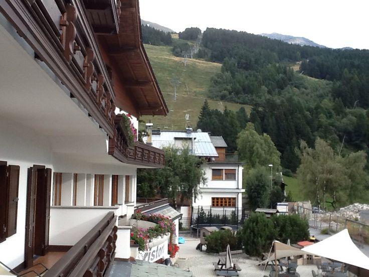 Bormio 2000 e hotel Vallechiara