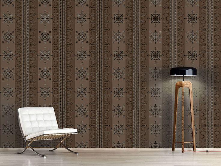 21 besten Designtapeten Skandinavien Bilder auf Pinterest - tapeten wohnzimmer braun