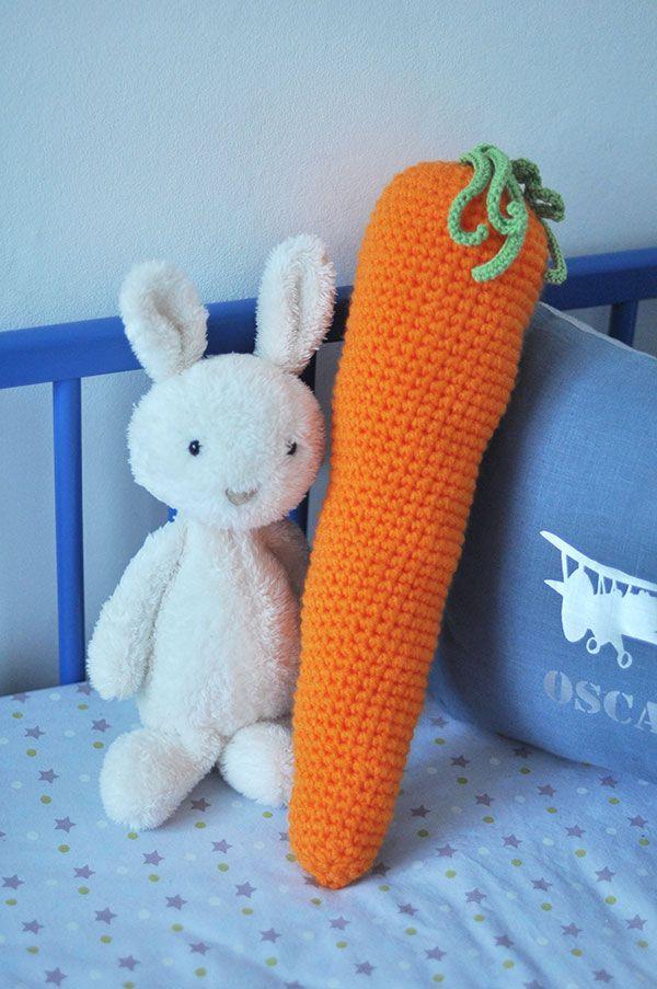 Hyper carotte | Julypouce tricote
