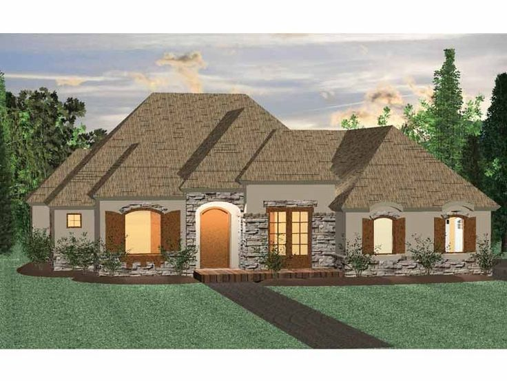 Eplans french country house plans for Best country house plans