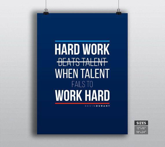 Hard Work Never Fails Quotes: 17 Best Ideas About Okc Basketball On Pinterest