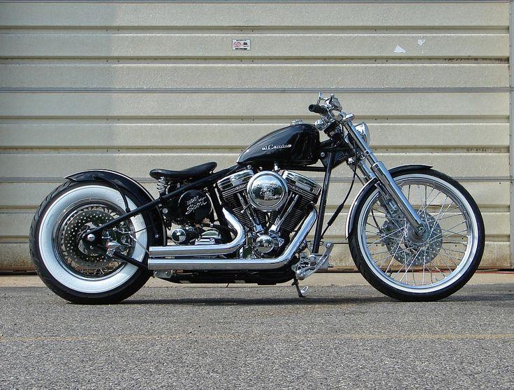Bobber motorcycle | ... Harley Davidson bobber, bobber, davidson, hardtail, harley, motorcycle