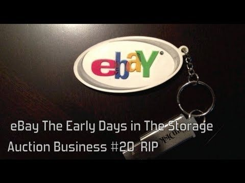 """My Early Ebay Days in The Storage Auction Business""  ""Increasing Your Ebay Sales""  ""Glendon007"" - http://LIFEWAYSVILLAGE.COM/personal-development/my-early-ebay-days-in-the-storage-auction-business-increasing-your-ebay-sales-glendon007/"