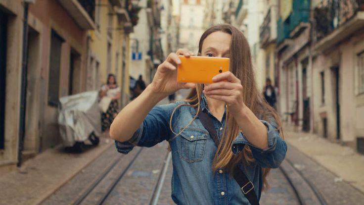 Lumia Denim software update - hands-on demo
