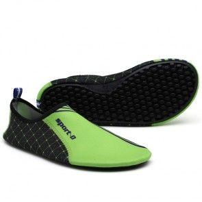 Green Aqua Shoes DFS-6