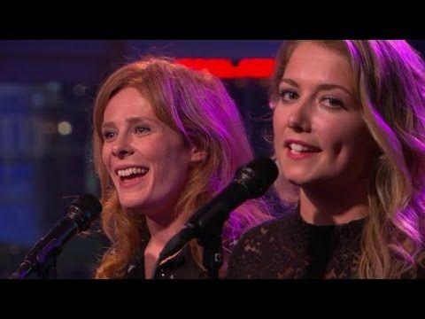 Yentl en De Boer - Totdat We Sterven - RTL LATE NIGHT - YouTube