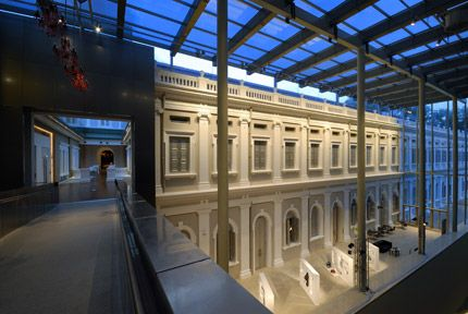 The National Museum Singapore by Lighting Planners Associates