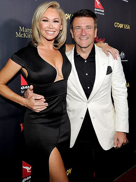 Dancing with the Stars' Kym Johnson and Robert Herjavec Are Engaged!