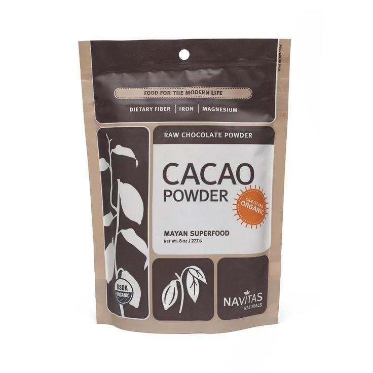 Shop Navitas Naturals organic Cacao Powder at wholesale price only at ThriveMarket.com