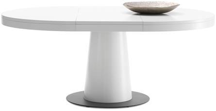 ber ideen zu esstisch oval auf pinterest design. Black Bedroom Furniture Sets. Home Design Ideas