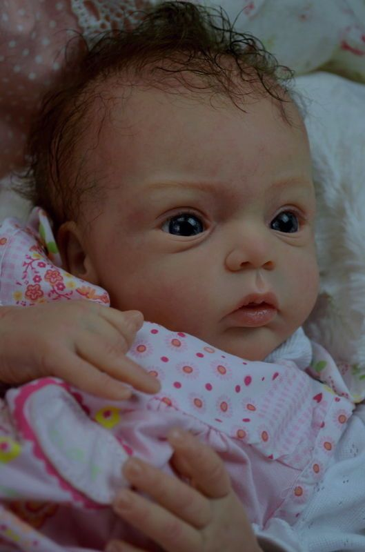 Cute Reborn Baby Doll Soft Silicone 18 Inch Handmade Baby: 1000+ Images About Reborn On Pinterest