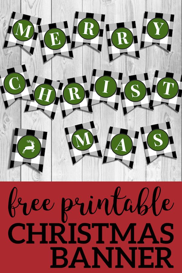 photograph about Free Printable Christmas Banner named Cost-free Printable Xmas Banner Letters Template Xmas