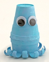 paper cup octopus 15 best paper cup crafts images on crafts 2622
