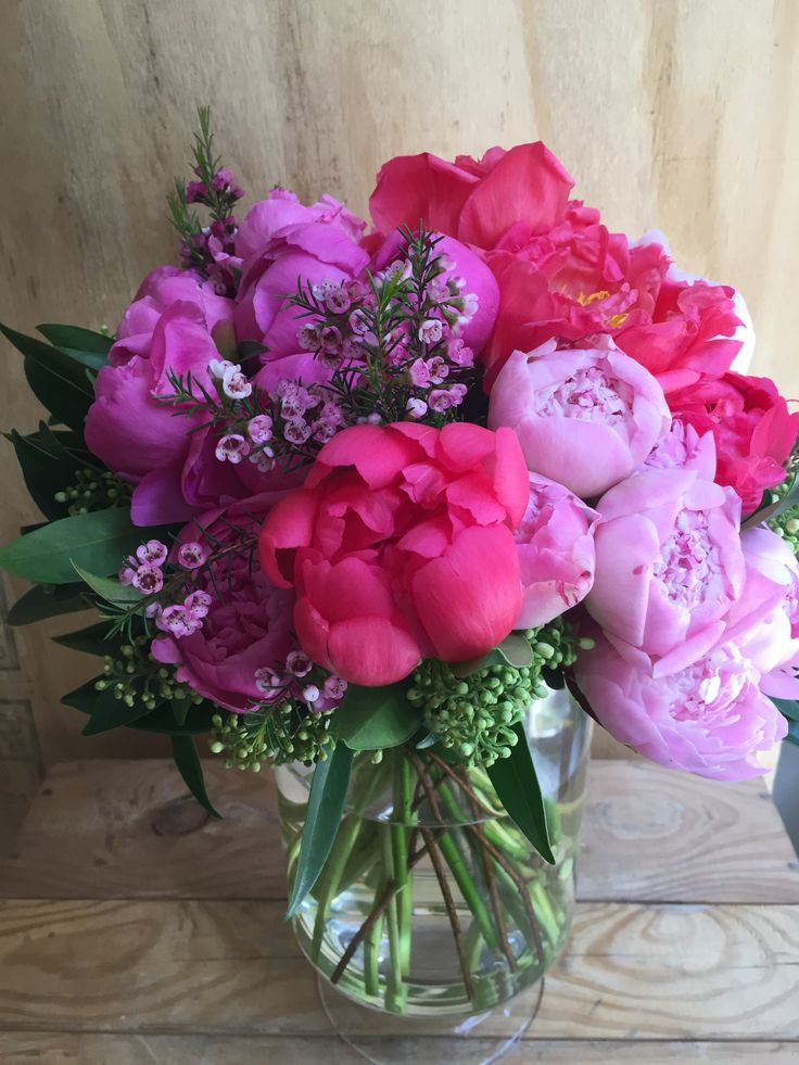 gotham florist in nyc send peony obsession in new york ny from gotham florist - Common Flowers In Arrangements