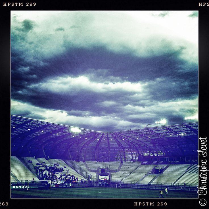 Stade des Alpes - Grenoble © http://www.christophelevet.com