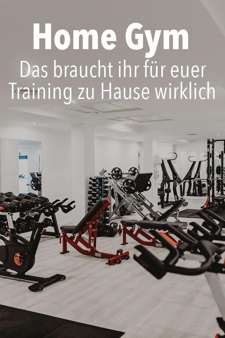 Möchten Sie Ihr Eigenes Fitnessstudio Zu Hause Bauen Dann