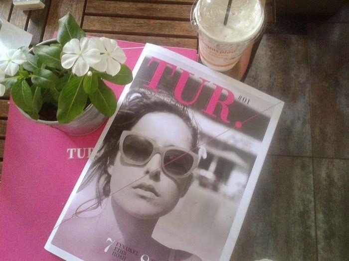 TUR Magazine- Η πόλη μας με άλλη ματιά!
