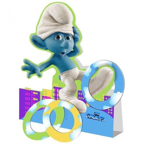 Smurfs Toss Game