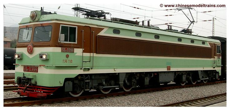 ChineseModelTrains.com - Encyclopedia SS3 0398