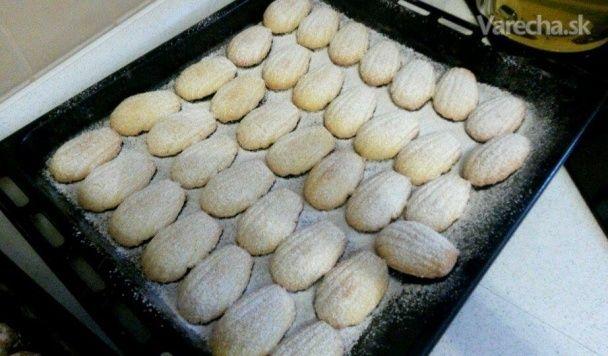 Kokosové madlenky
