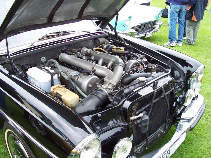 31 best mercedes engine swaps images on pinterest engine swap mercedes benz m 100 engine mb w109 6 3 engineg sciox Images