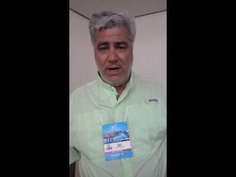 Sr.Jorge Añez, Presidente de la línea aérea Avior - AVAVIT 2016 - CARACA...
