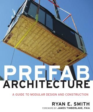 Prefab architecture a guide to modular design and construction  I don't own this book and all rights are reserved to their respective owners.