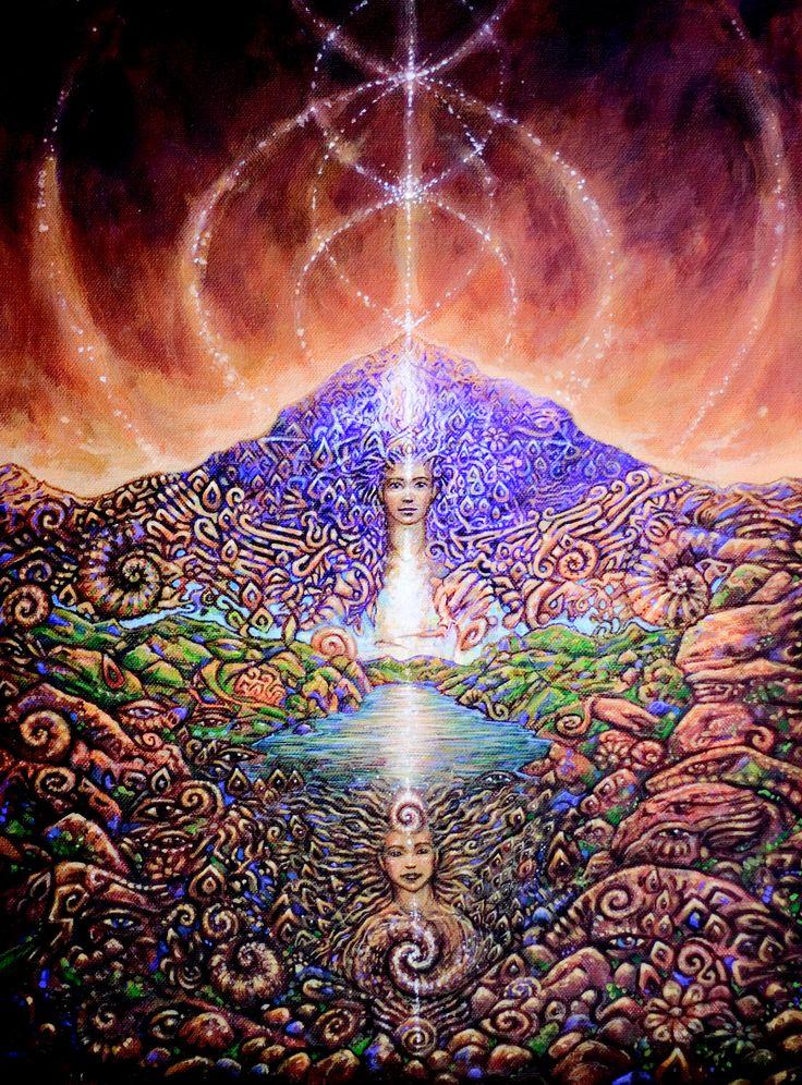 Yin Yang Heaven Earth Divine Masculine Divine Feminine