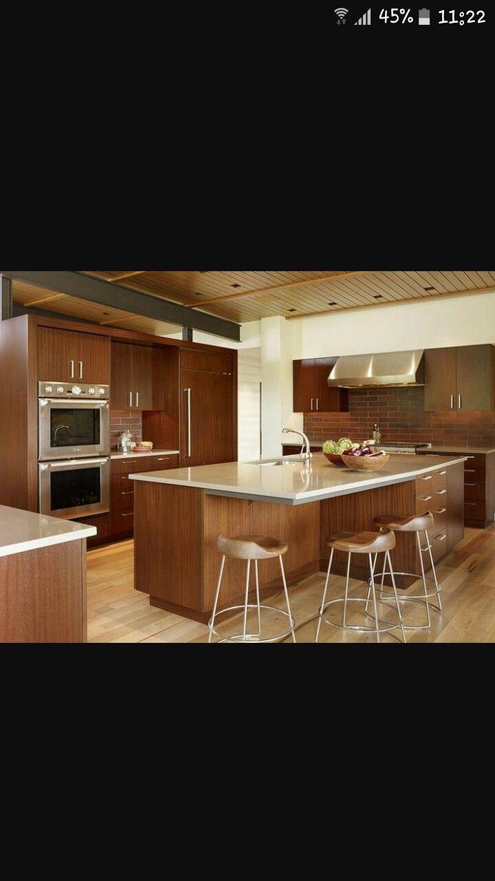 diseos interior de cocinas