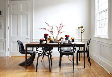 The Coach House - Contemporary - Dining Room - Toronto - Lisa Petrole Photography