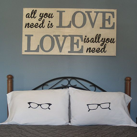 22 best his and hers room decor images on pinterest for His and her bedroom decorating ideas