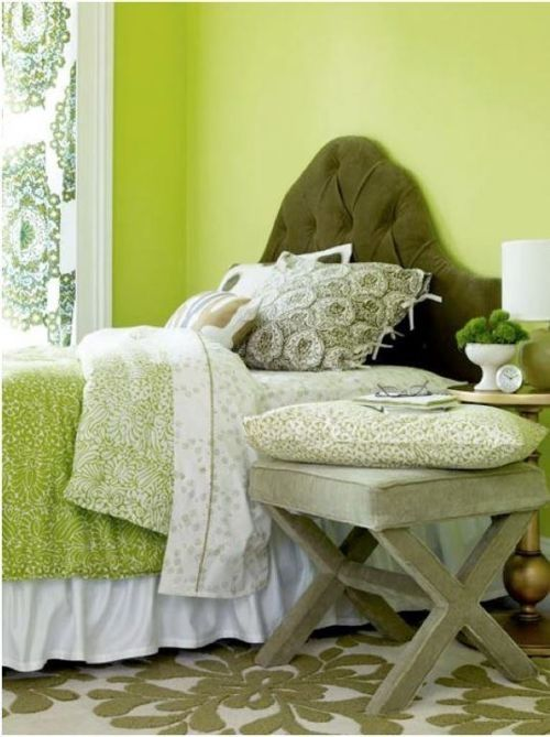 Green Bedroom Decorating Ideas 100 best apple green bedrooms images on pinterest | bedrooms, room