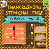 You're so close to a well-earned Thanksgiving holiday break! But trying to keep kids engaged as they inch ever closer to the holidays can be a Herculean task! As you might already know, this is one more reason I love STEM challenges so much. They're naturally enjoyable and engaging activities for kids that are chock …
