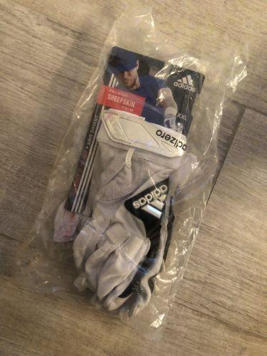40878e6722a46 Batting Gloves 181351  Brand New Adidas 2Xl Xxl Xxlarge White Adizero Eqt  3.0 Batting Gloves