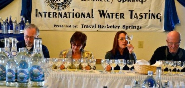 The 'Oscars Of Water' Honors the Best of Bottled and Tap