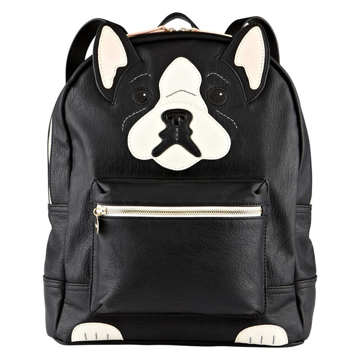 boston terrier backpack look at this adorable french bulldog backpack kingarett 9156