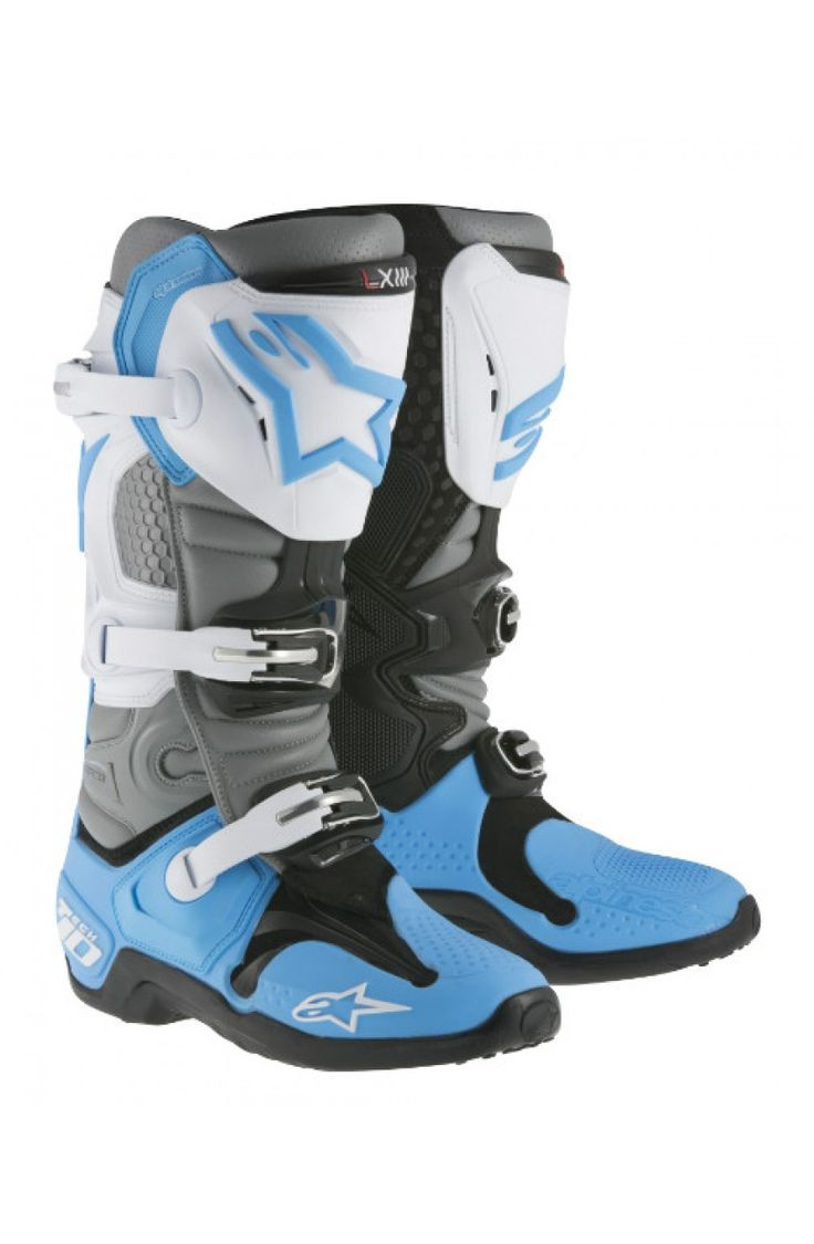Cizme Alpinestars Tech 10 Blue