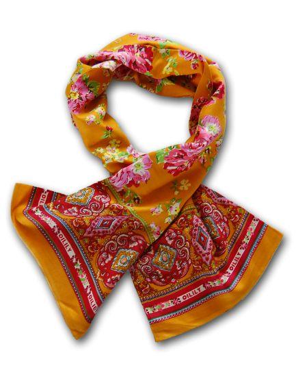 Oilily scarf - orange 050
